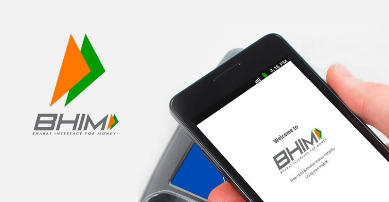 BHIM - The most popular Indian Unified Payments App