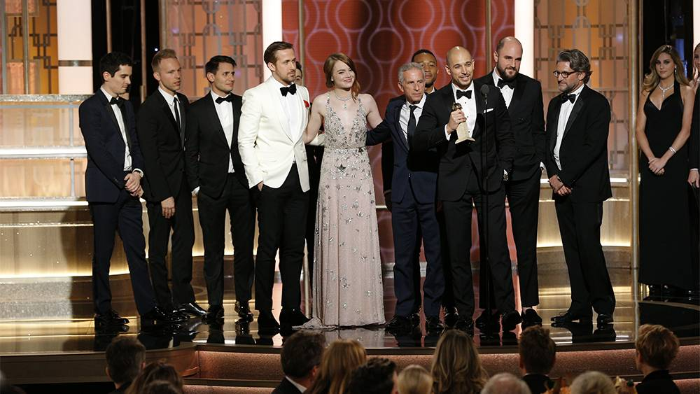 La-la-land-golden-globes-record-win - Urban Papyrus