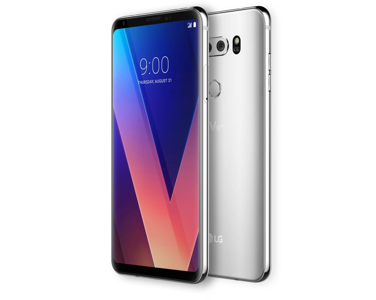 LG V30 No Removable Back Urban Papyrus