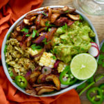 Mexican Vegetable Rice Bowl 5 - Urban Papyrus