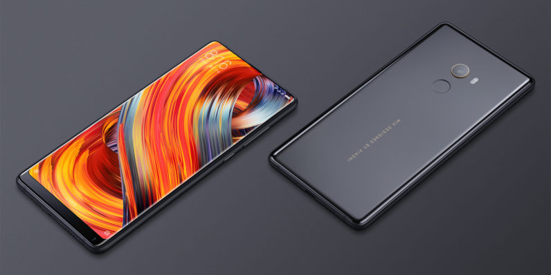 Xiaomi Mi Mix 2 Launch A - Urban Papyrus