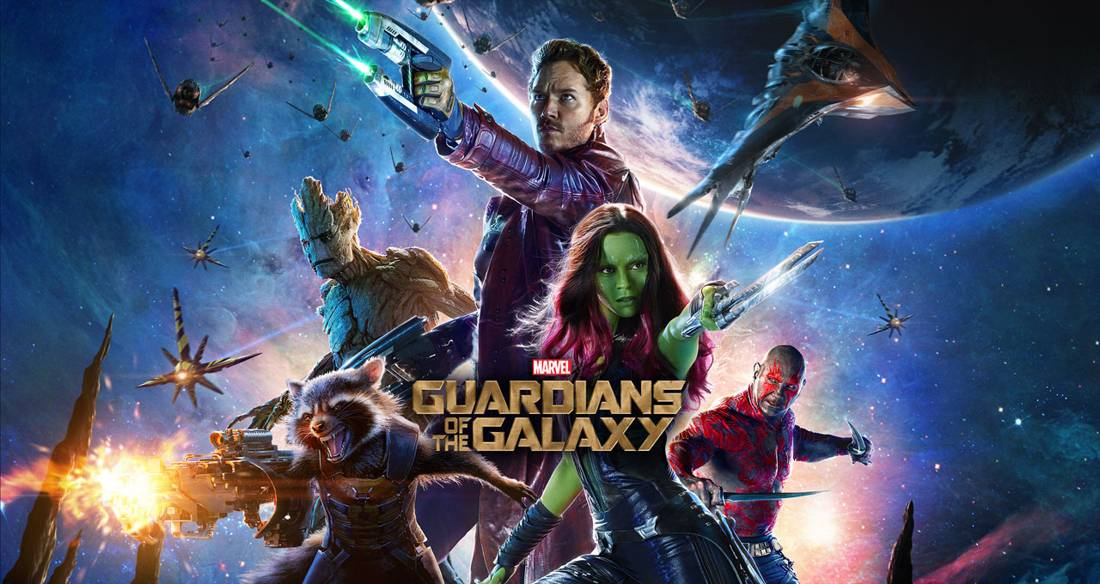 10. Guardians Of The Galaxy - Avengers Infinity War - Urban Papyrus