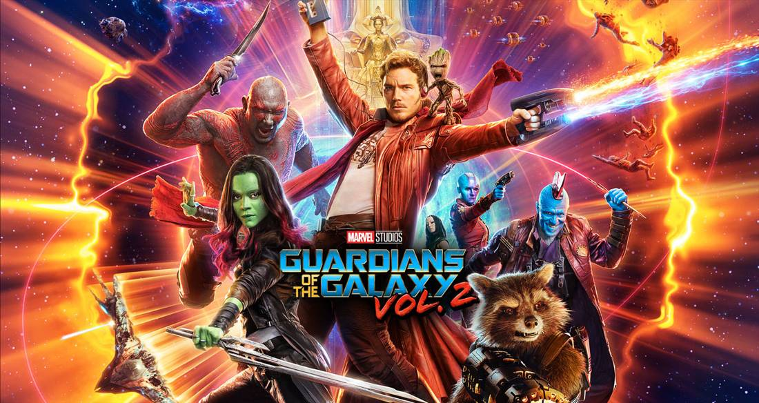 15. Guardians Of The Galaxy. Vol.2 - Avengers Infinity War - Urban Papyrus