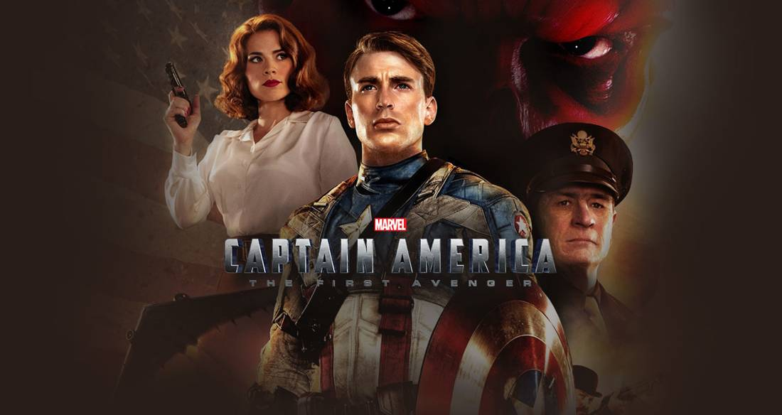 5. Captain America - The First Avenger - Avengers Infinity War - Urban Papyrus