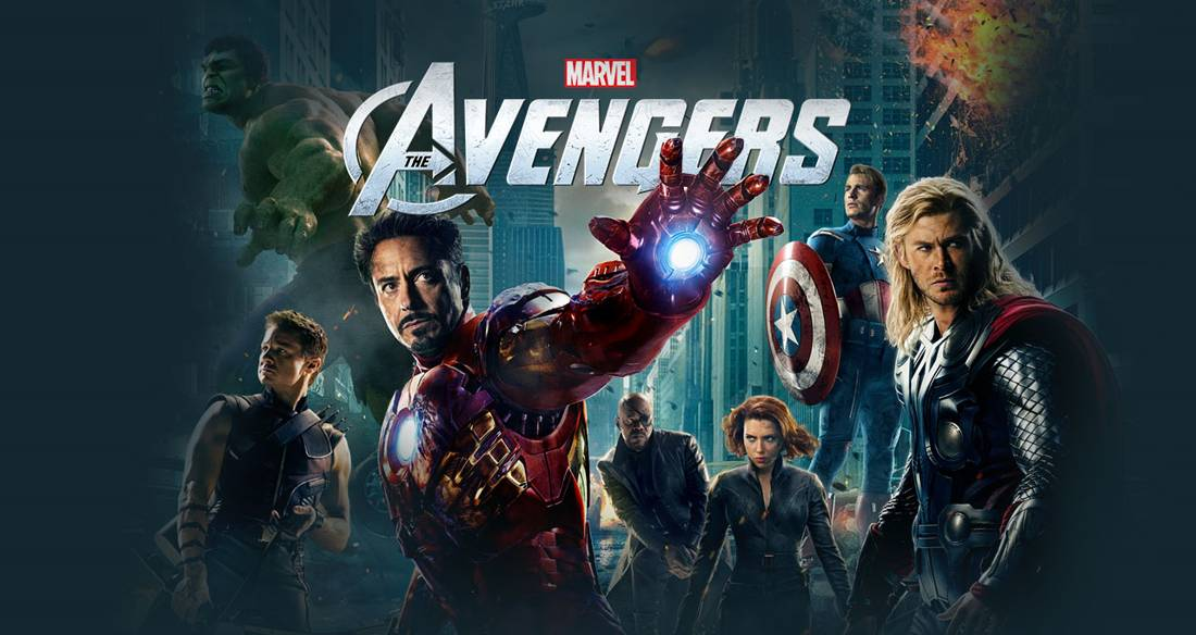 6. The Avengers - Avengers Infinity War - Urban Papyrus
