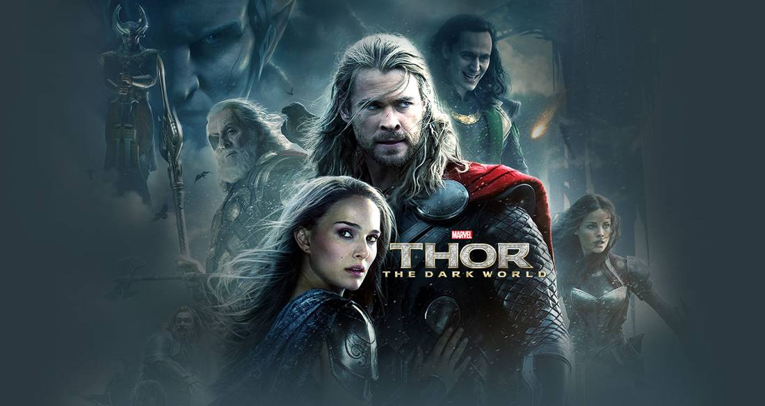 7. Thor - The Dark World - Avengers Infinity War - Urban Papyrus