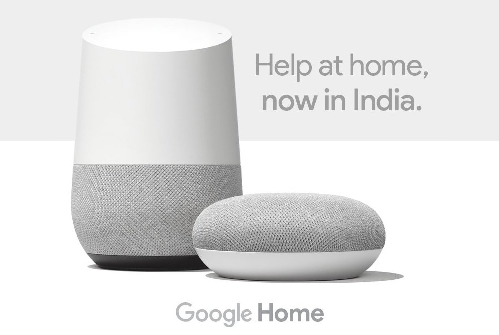 Google Home And Google Home Mini - Urban Papyrus