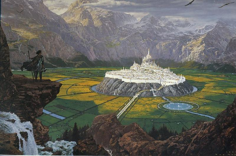 Tuor And Gondolin - The Fall Of Gondolin - Lord Of The Rings