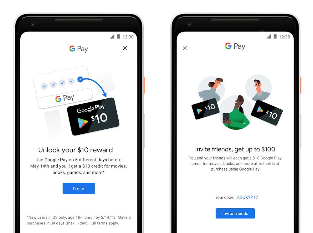 Google Pay Firefox IOS G Pay Referral Program - Urban Papyrus